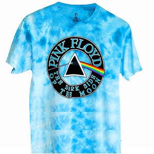 Pink Floyd Tie Dye Dark Side T-Shirt M L XL NWT